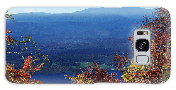 Catskill Mountains Photograph Galaxy Case by Kristen Fox