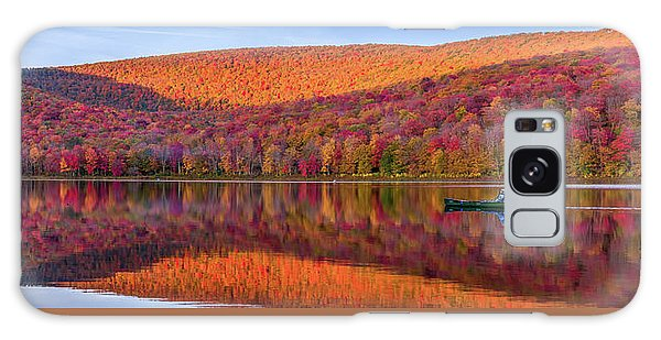 Catskills Panorama 1 Galaxy Case by Mark Papke