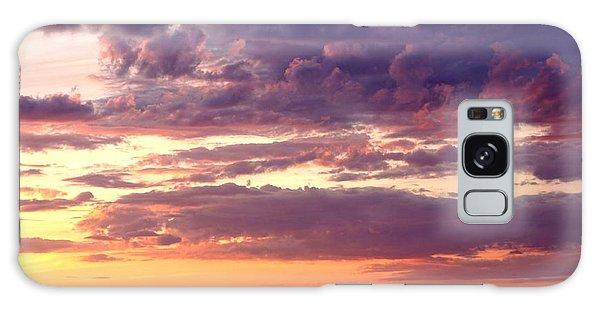 Cattle Ridge Sunset Galaxy Case