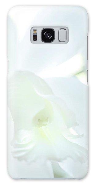 Cattleya Orchid #1 Galaxy Case by George Robinson