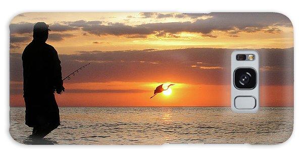 Dick Goodman Galaxy Case - Caught At Sunset by Dick Goodman