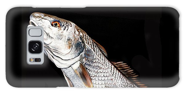 Caught In The Surf Redfish Galaxy Case