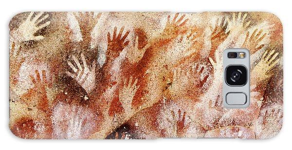 Cave Of The Hands - Cueva De Las Manos Galaxy Case