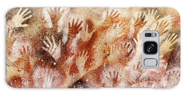 Cave Of The Hands - Cueva De Las Manos Galaxy Case