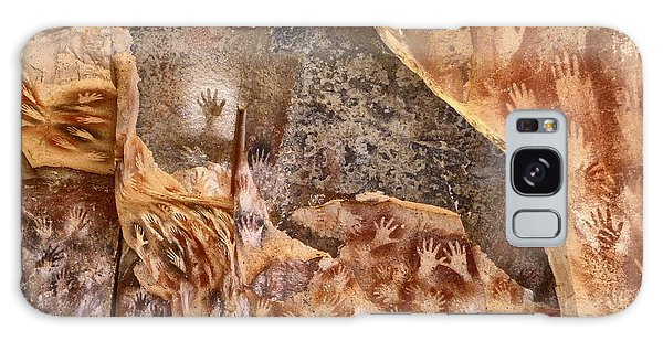 Cave Of The Hands Patagonia Argentina Galaxy Case