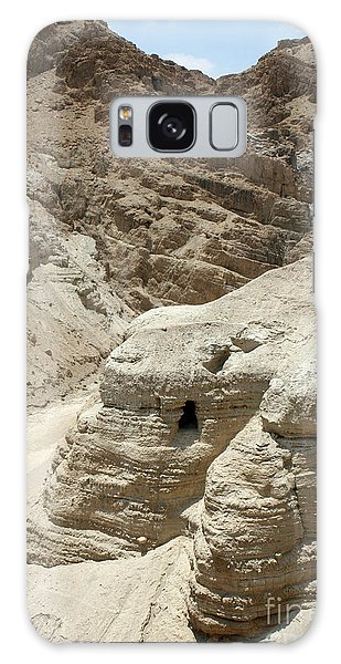 Caves Of The Dead Sea Scrolls Galaxy Case
