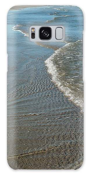 Padre Island National Seashore Galaxy S8 Case - Cc41 Padre Island by James D Waller