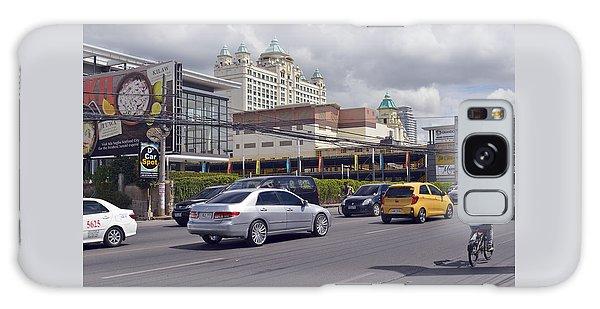 Cebu City Scene 2016 Galaxy Case