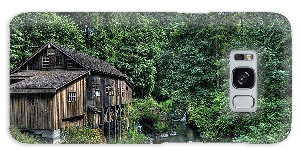 Cedar Creek Grist Mill Galaxy Case