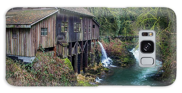 Cedar Grist Mill Galaxy Case