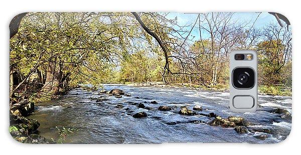 Galaxy Case - Cedar River 2 by Bonfire Photography