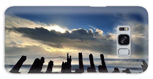 Cefn Sidan Beach 5 Galaxy Case