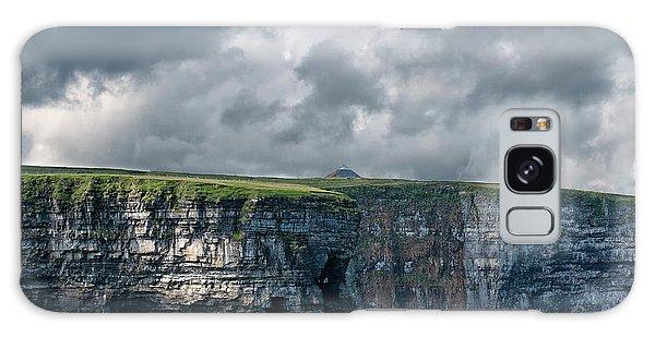 Ceide Cliffs Galaxy Case