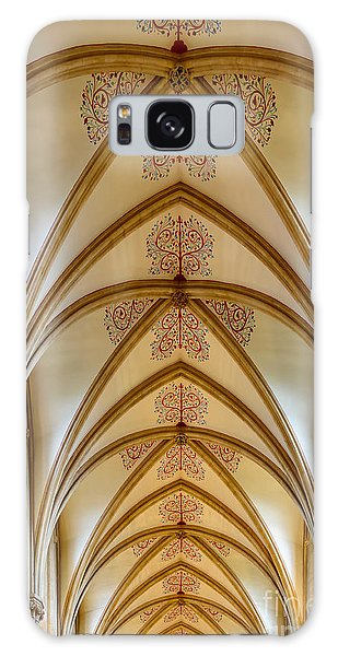 Ceiling, Wells Cathedral. Galaxy Case