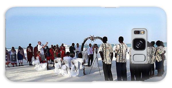 Celebrate Marriage In Kenya Galaxy Case
