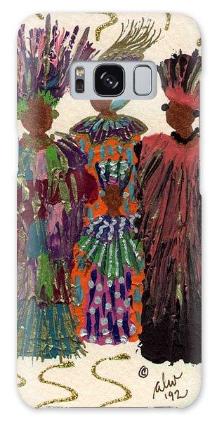 Celebration Galaxy Case by Angela L Walker