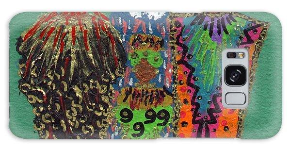 Celebration II Galaxy Case by Angela L Walker