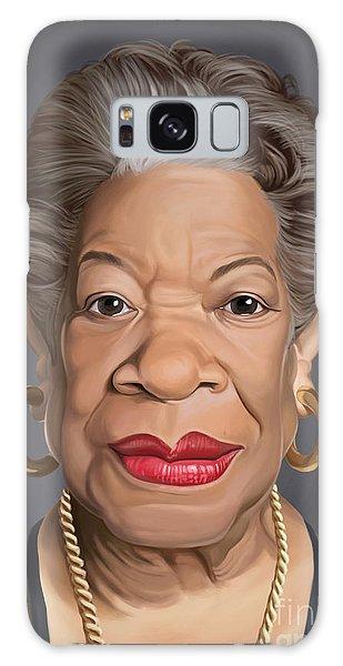 Celebrity Sunday - Maya Angelou Galaxy Case