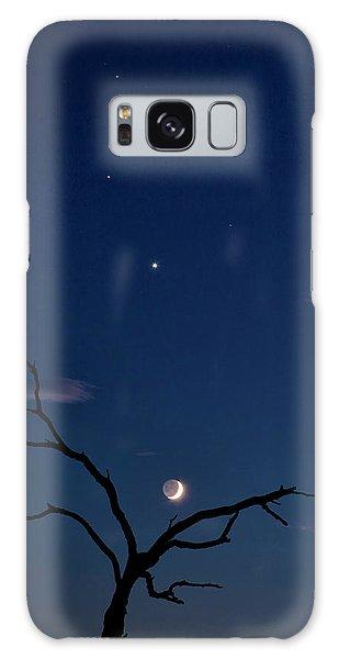 Celestial Alignment Galaxy Case
