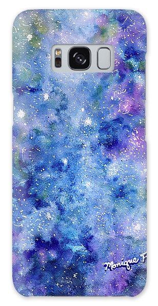 Celestial Dreams Galaxy Case
