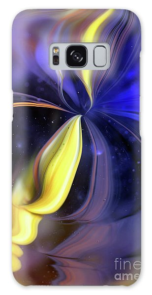 Celestial Flower Galaxy Case