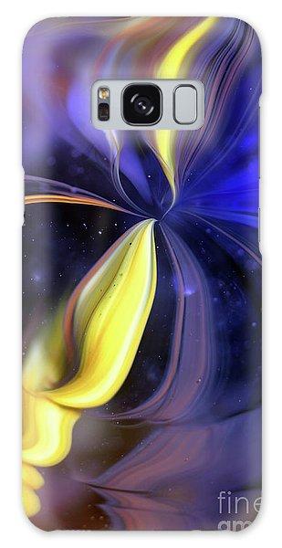 Celestial Flower Galaxy Case
