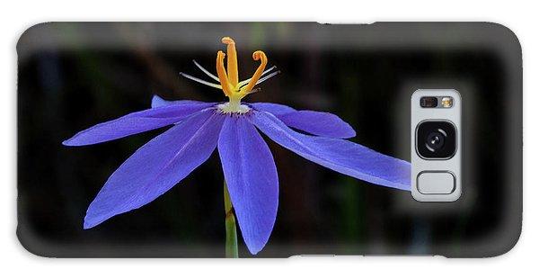 Celestial Lily Galaxy Case