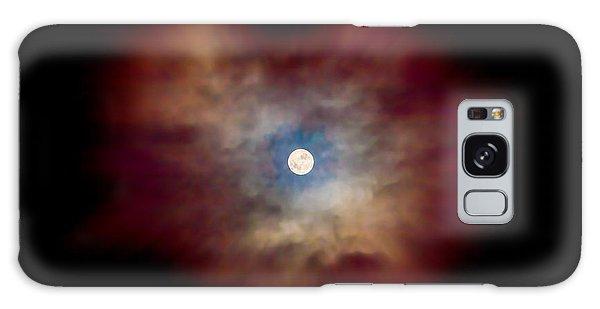 Astro Galaxy Case - Celestial Moon by Az Jackson