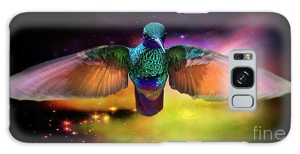 Feather Stars Galaxy Case - Celestial Tom Thumb by Al Bourassa