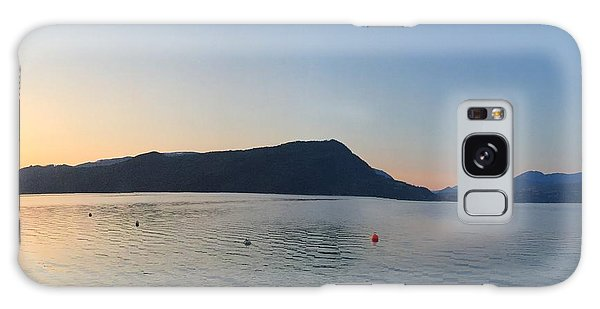 Celista Sunrise 2 Galaxy Case by Victor K