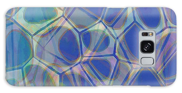 Galaxy Case - Cell Abstract One by Edward Fielding