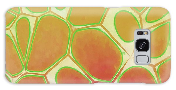 Detail Galaxy Case - Cells Abstract Five by Edward Fielding