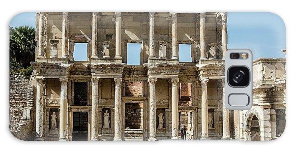 Celsus Library Galaxy Case
