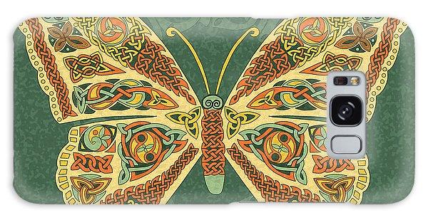Celtic Butterfly Galaxy Case