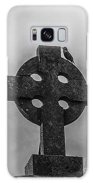 Celtic Cross #2 - Scotland Galaxy Case