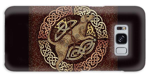 Celtic Dog Galaxy Case
