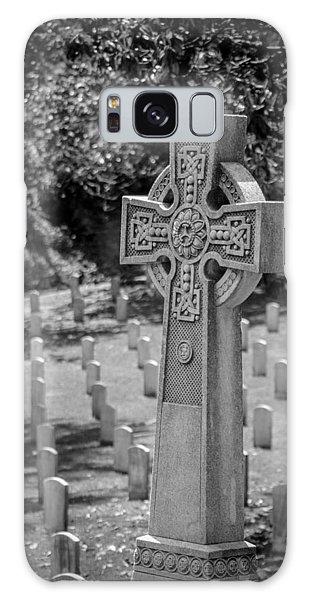 Celtic Grave Galaxy Case