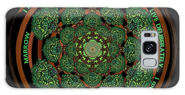 Celtic Tree Of Life Mandala Galaxy Case