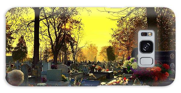 Cemetery In Feast Of The Dead Galaxy Case