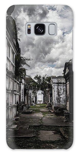Cemetery Row Galaxy Case
