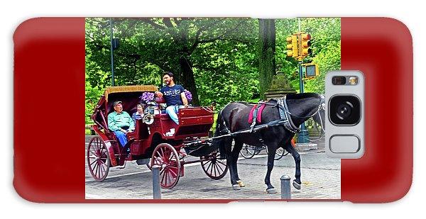 Central Park 5 Galaxy Case