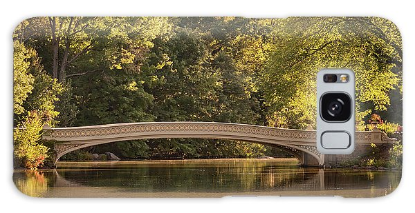 Central Park Bridge Galaxy Case