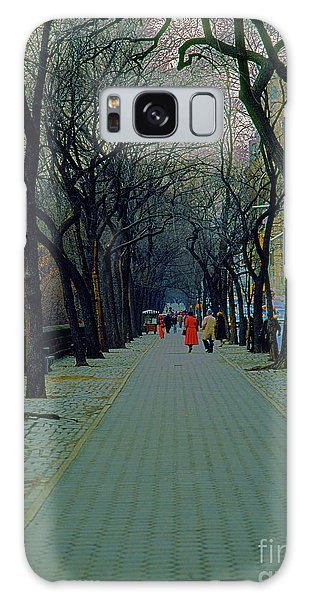 Central Park East Galaxy Case