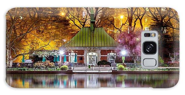 Shed Galaxy Case - Central Park Memorial by Az Jackson