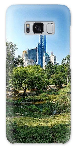 Central Park Ny Galaxy Case