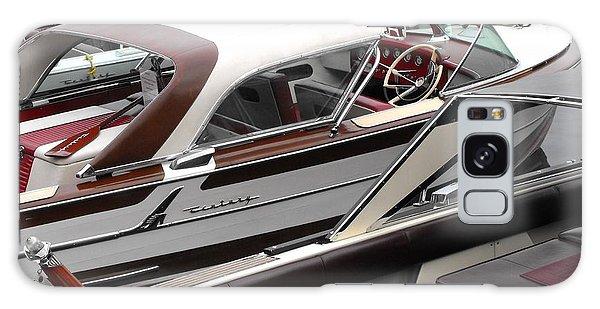 Powerboat Galaxy Case - Century Coronado by Neil Zimmerman