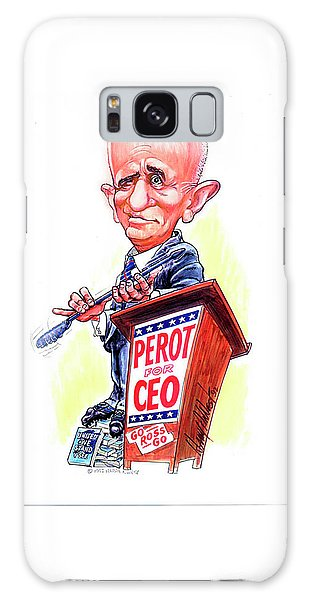 Ceo Ross Perot Galaxy Case