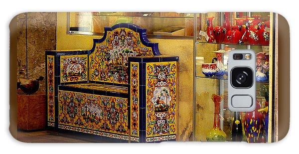 Ceramic Crafts In A Shop Galaxy Case
