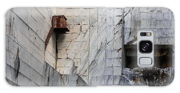Cervaiole Quarry - Apuan Alps, Tuscany Italy Galaxy Case