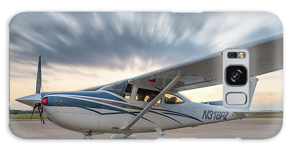 Cessna 182 On The Ramp Galaxy Case